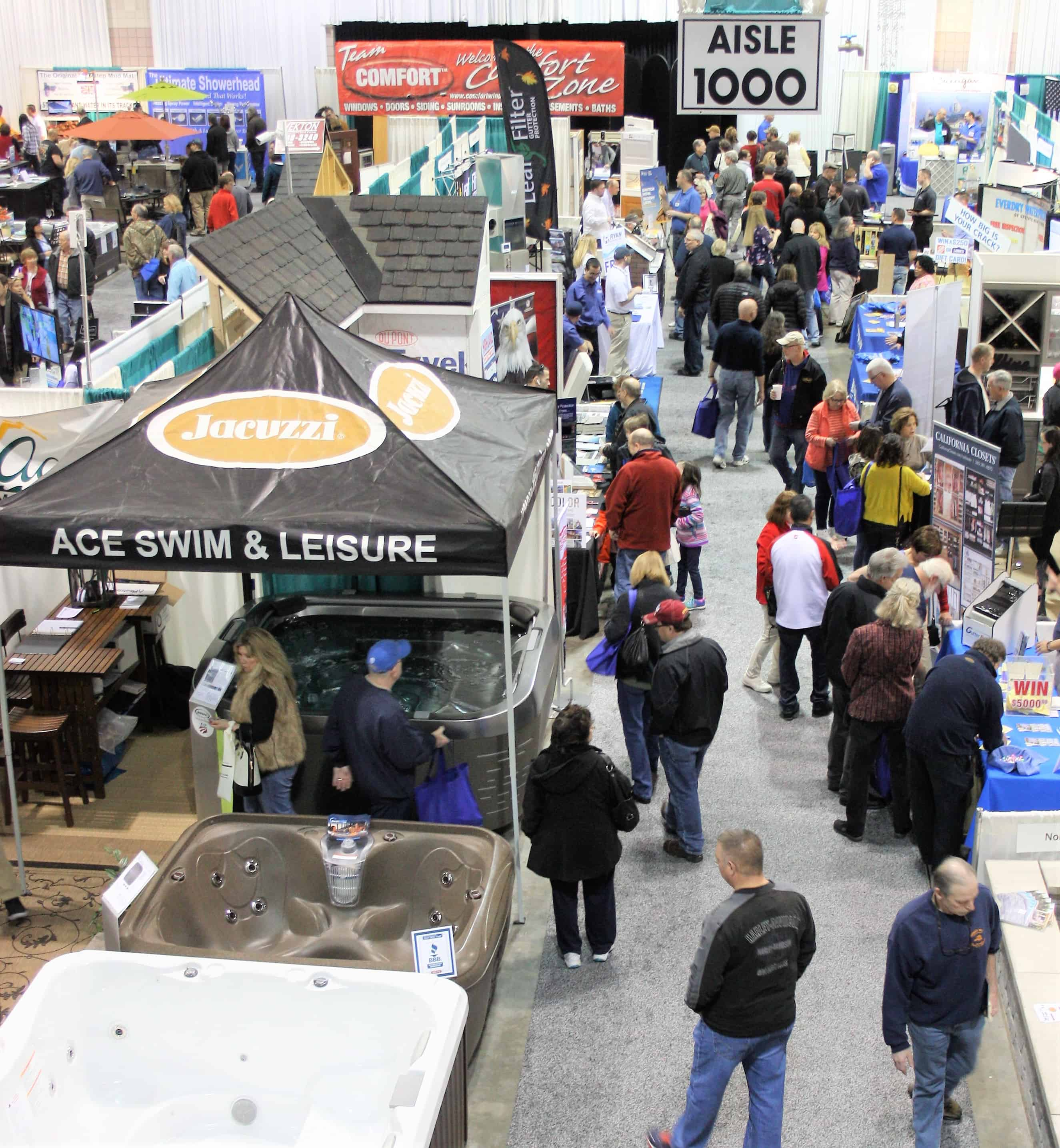 roc home & garden show | find the home pros