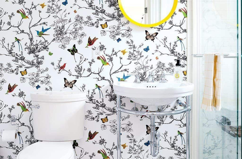 These Awesome Bathrooms Will Make You Forget Boring, Basic White