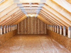 The Value of Attic Storage and Access