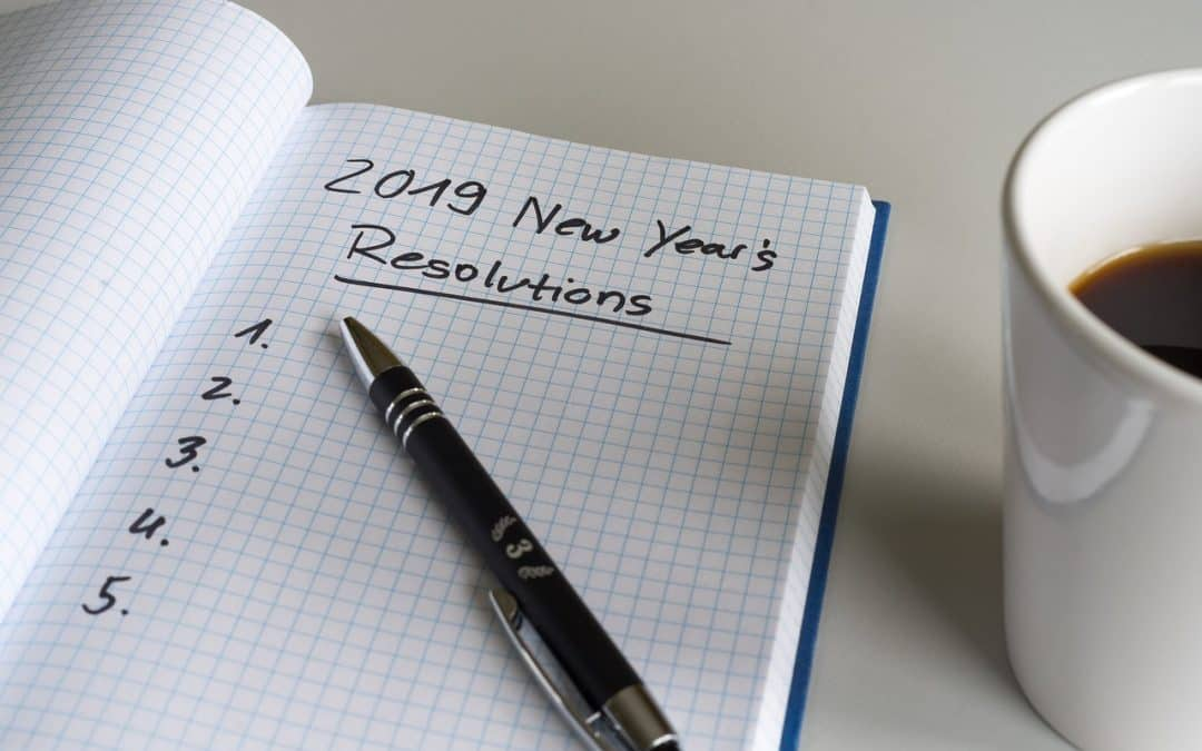 Resolutions For Your Home