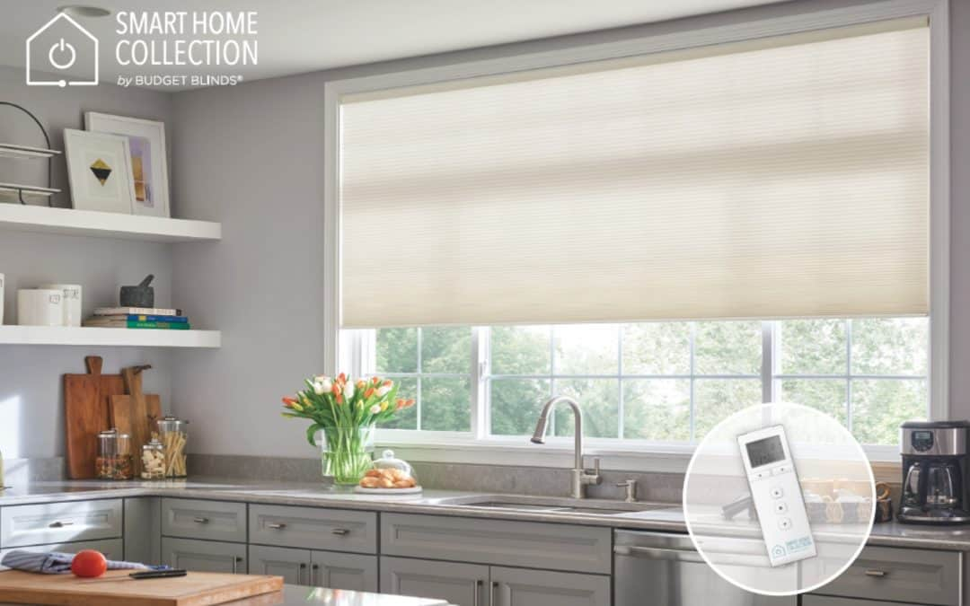 Your Blinds Just Got a Whole Lot Smarter!