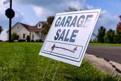 Garage Sales Season is Almost Here!