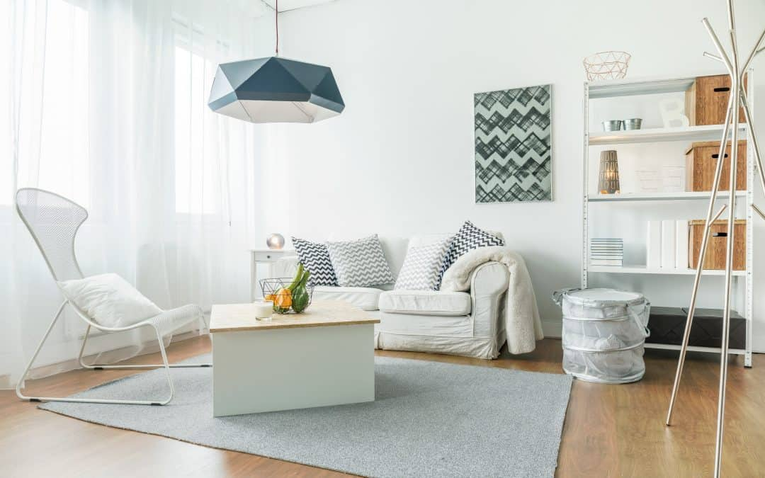 Easy Tricks to Make Your Home Feel Bigger & Brighter
