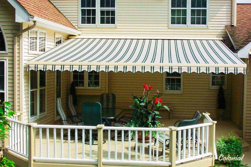 Make the Most of Outdoor Spaces with Awnings & Screens