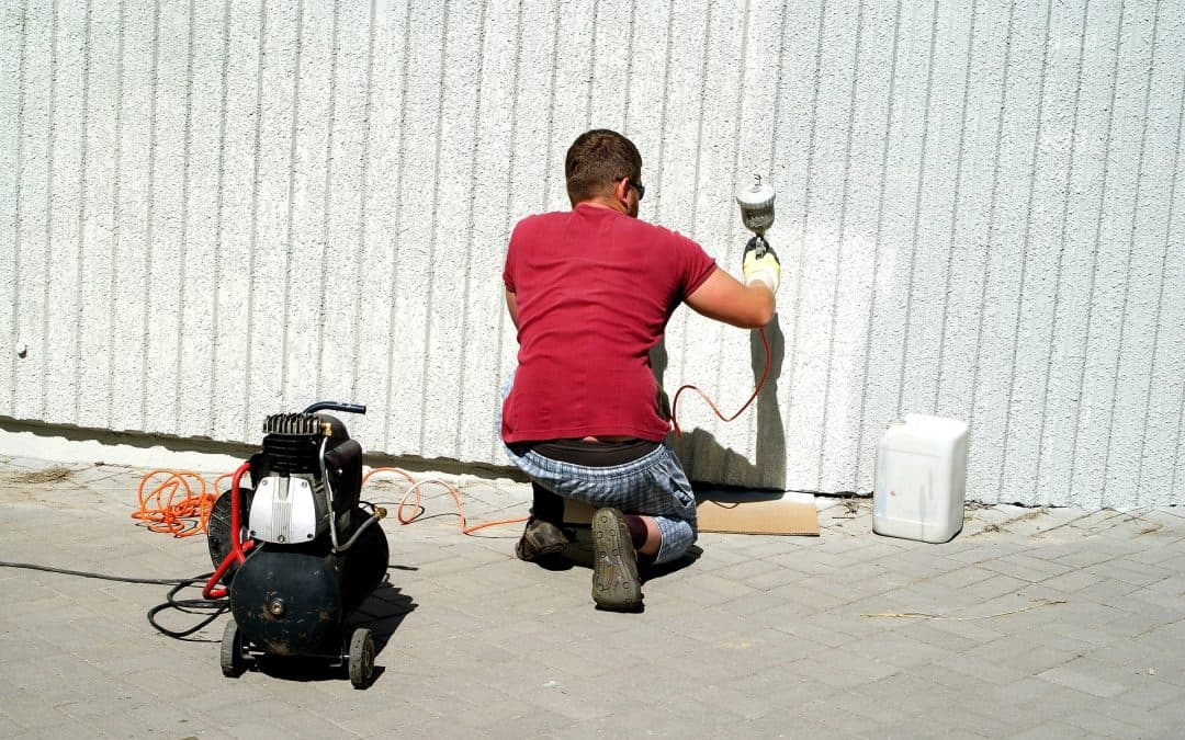 How Using a Paint Sprayer Can Save You Time and Money