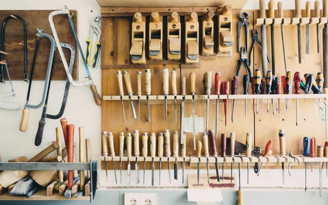 5 Tips for Setting up Your Garage Workshop