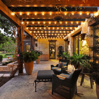 3 Spectacular Outdoor String Lights To, String Lights Outdoor Patio