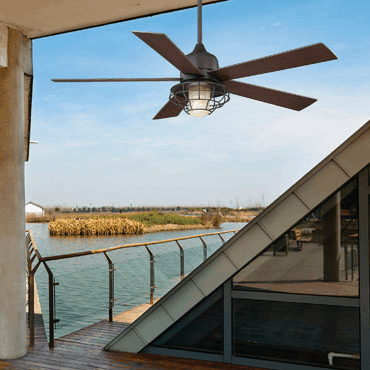 Everything You Need To Know About Outdoor Waterproof Fans For Patio Find The Home Pros